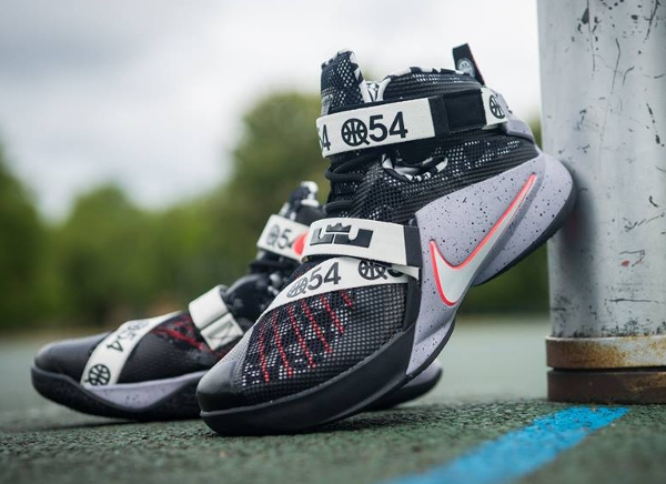 Nike Lebron 9 Soldier Q54 (1)