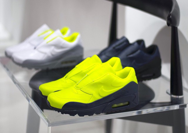 Nike Slip On x Sacai Air Max 90 VT