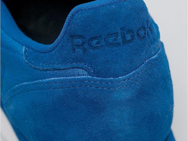 Reebok Classic Leather Suede Cordura Collegiate Royal (6)