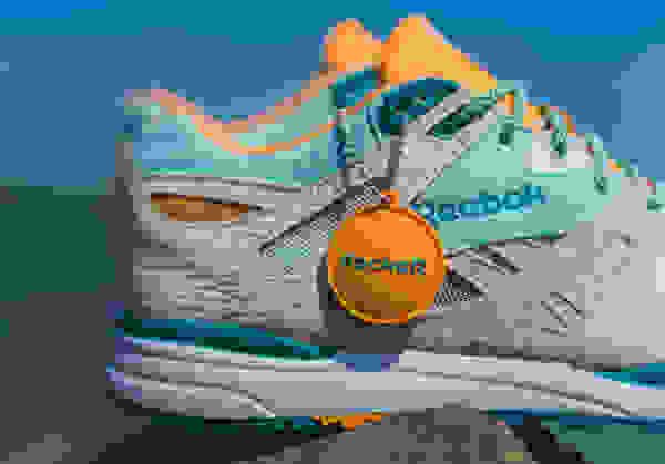 Reebok Ventilator x Packer Shoes (Paperwhite Crystal Blue) (2)
