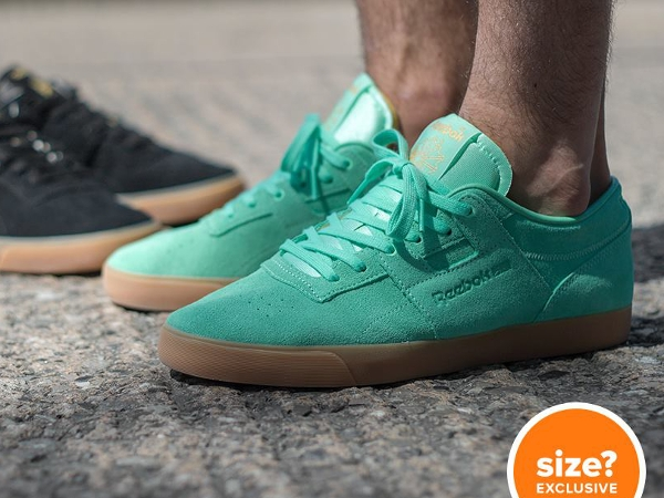 Reebok Workout Low Mint Gum