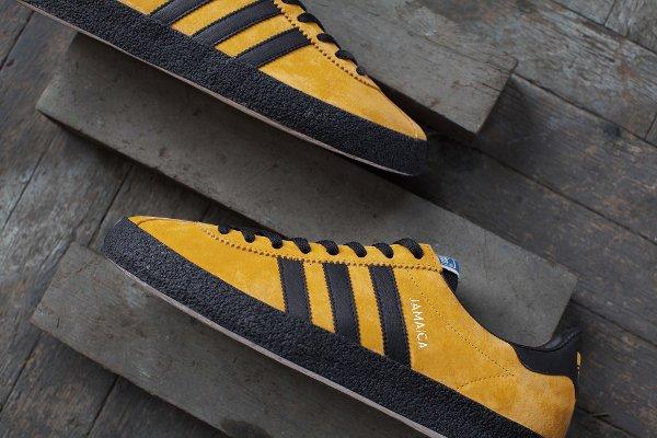 Adidas Jamaica OG Island Bold Gold (5)