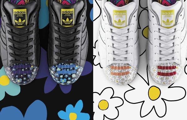 Adidas Superstar x Pharrell Williams 'Supershell' (2)