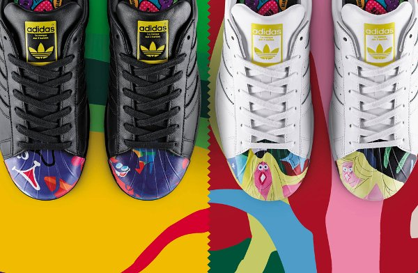 Adidas Superstar x Pharrell Williams 'Supershell' (3)