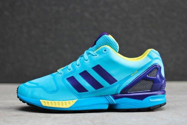 Adidas ZX Flux Tech Fit Aqua