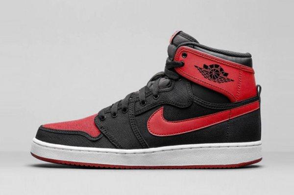 Air Jordan 1 High KO Bred