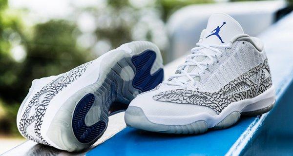Air Jordan 11 IE Low Cobalt