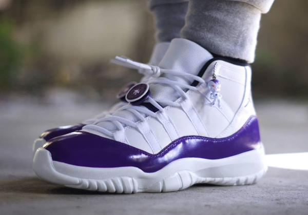 Air Jordan 11 x DBZ 'Freezer'