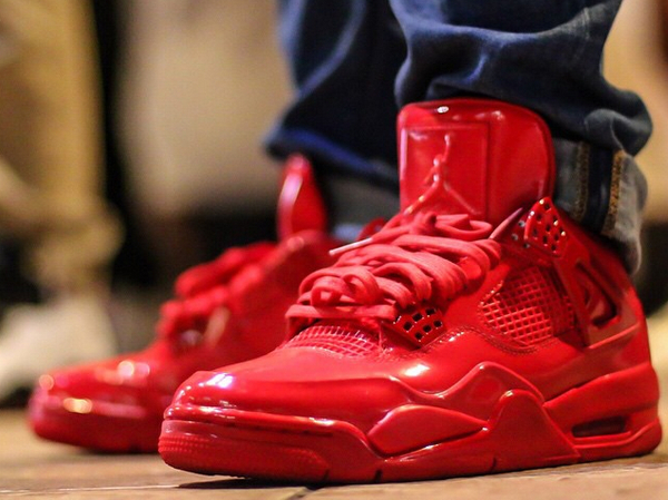 Air Jordan 11Lab4 University Red - Detailedkickz
