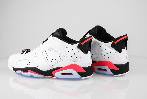 Air Jordan 6 Retro Low Infrared (3)