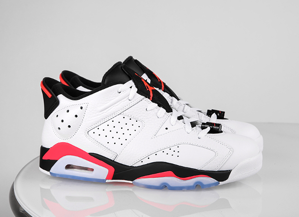Air Jordan 6 Retro Low Infrared (5)