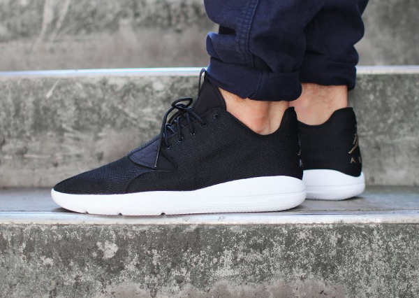 Air Jordan Eclipse Black Metallic Gold