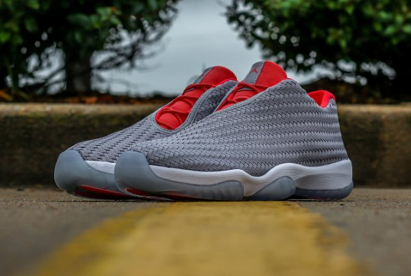 Air Jordan Future Low Wolf Grey (6)