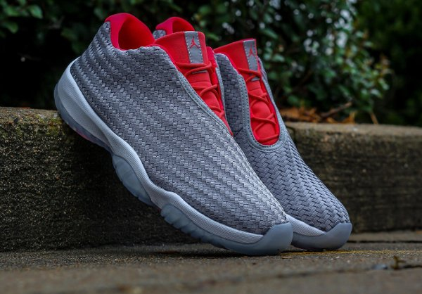 Air Jordan Future Low Wolf Grey Infrared 23 (1)