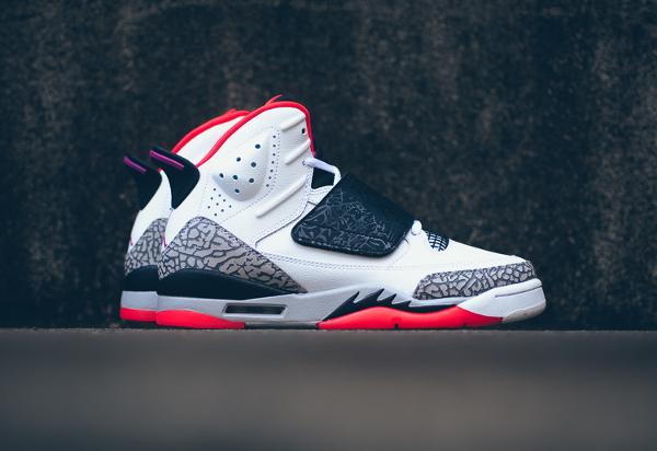 Air Jordan Son Of Mars Hot Lava (1)