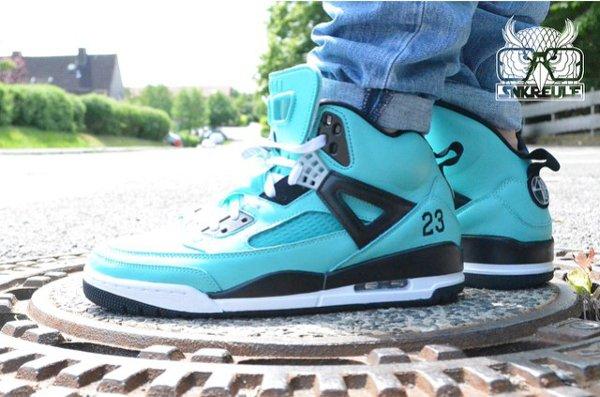 Air Jordan Spizike ID Tiffany (1)