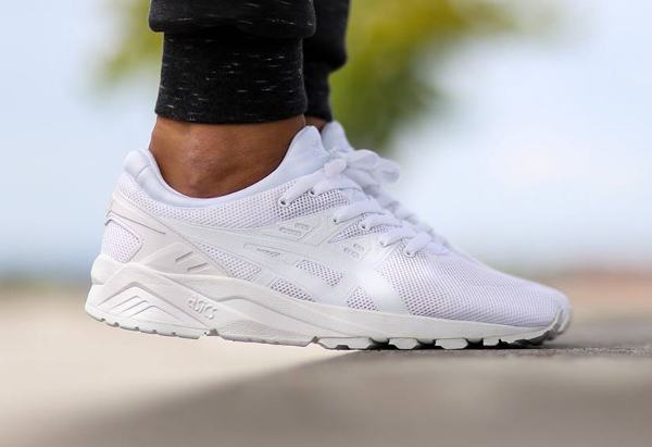 Asics Gel Kayano Trainer Evo Monotone 'White' (1)
