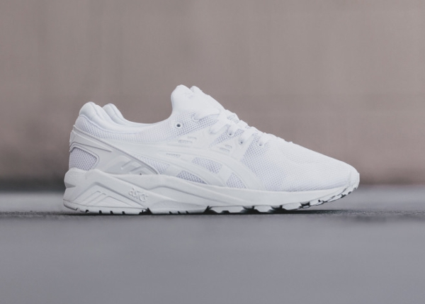 Asics Gel Kayano Trainer Evo Monotone 'White'