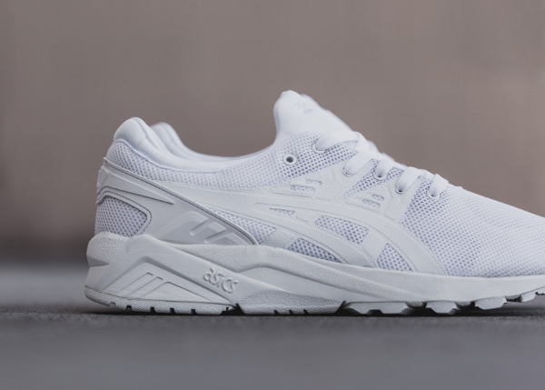 Asics Gel Kayano Trainer Evo Monotone 'White' (4)