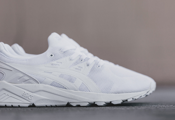 Asics Gel Kayano Trainer Evo Monotone 'White' (5)