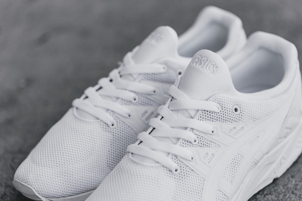 Asics Gel Kayano Trainer Evo Monotone 'White' (7)