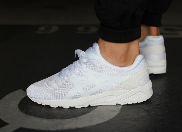 Asics Gel Kayano Trainer Evo White