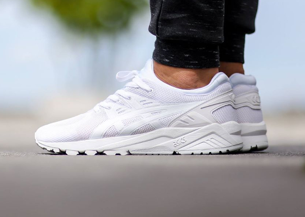 Asics Gel Kayano Trainer Evo White (blanc)