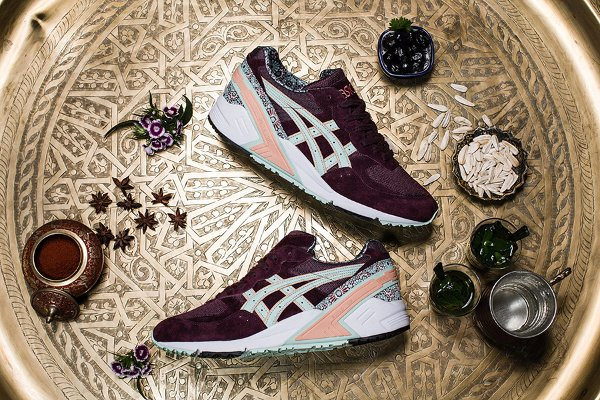 Asics Gel Sight x Overkill 'Desert Rose'
