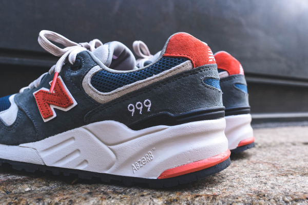 new balance 999 red grey