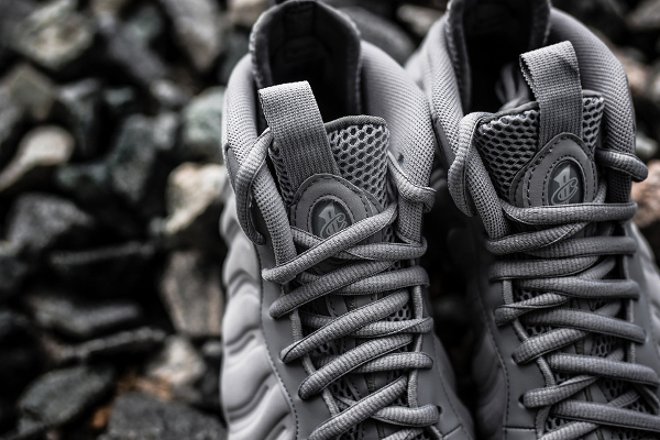 Nike Air Foamposite One Wolf Grey  (6)
