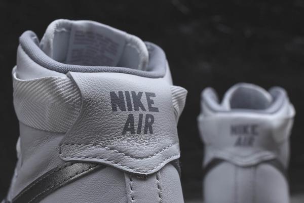 Nike Air Force 1 Hi OG White 2015 (2)