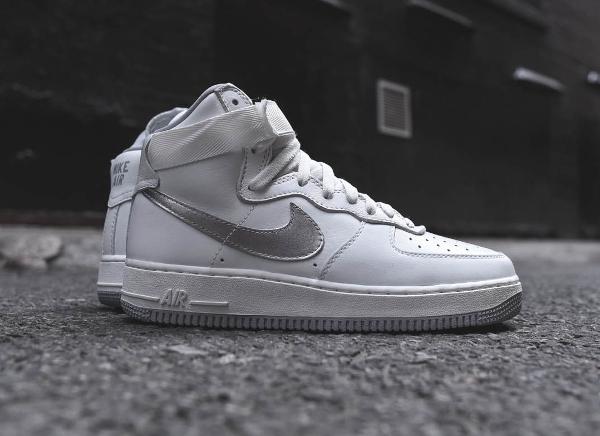 Nike Air Force 1 Hi OG White 2015 (3)