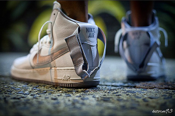 Nike Air Force 1 High Retro OG Summit White QS