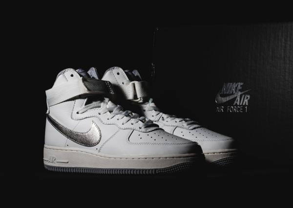 Nike Air Force 1 High Retro OG Summit White