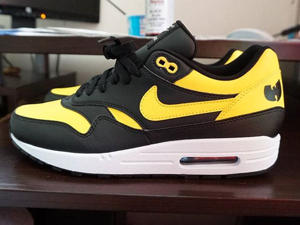 Nike Air Max 1 Goldenrod x Wu Tang (1)