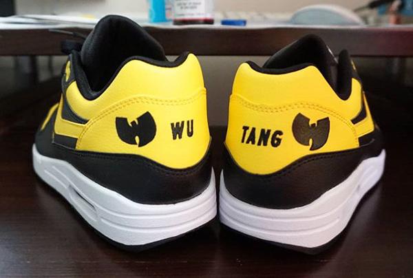 Nike Air Max 1 Goldenrod x Wu Tang (2)