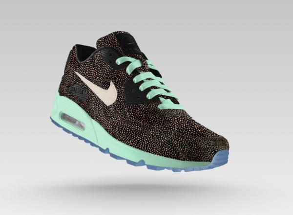 Nike Air Max 90 ID Safari Pony Hair (4)