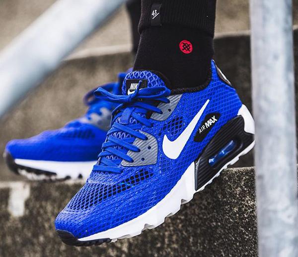 Nike Air Max 90 Ultra BR Plus QS Blue