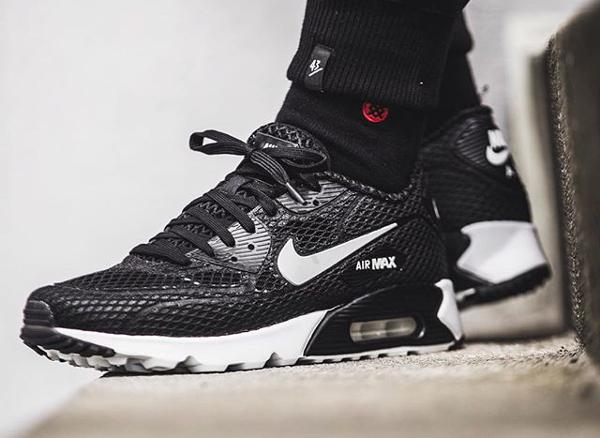 Nike Air Max 90 Ultra Breeze Plus Black QS