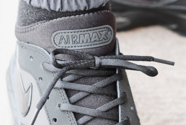 Nike Air Max 93 Black Out (noire) (5)