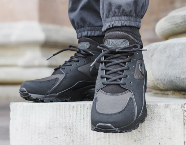 Nike Air Max 93 Black Out (noire) (6)