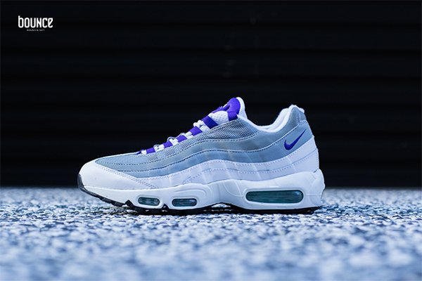 Nike Air Max 95 Court Purple Emerald Green 2015 (1)