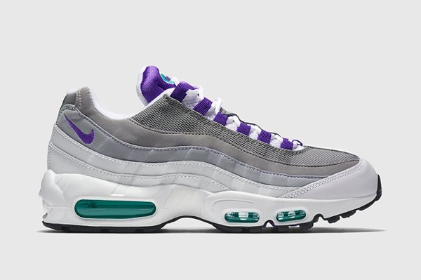 Nike Air Max 95 Court Purple Emerald Green 2015 (11)