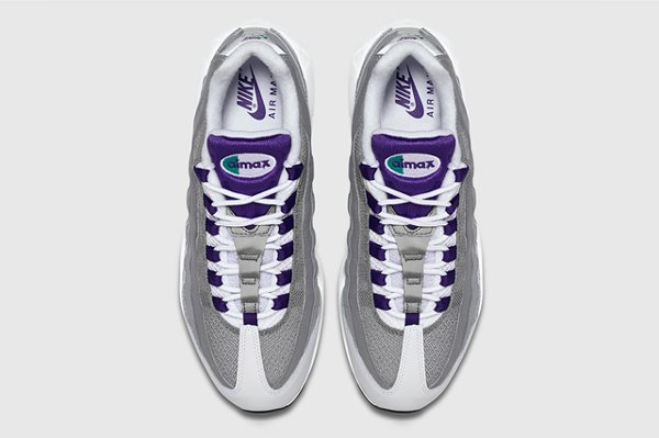 Nike Air Max 95 Court Purple Emerald Green 2015 (6)