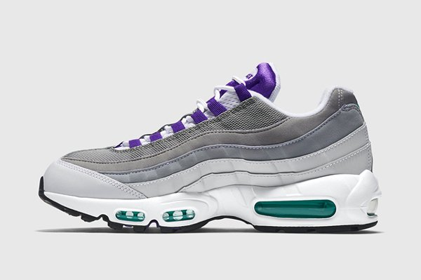 Nike Air Max 95 Court Purple Emerald Green 2015 (7)