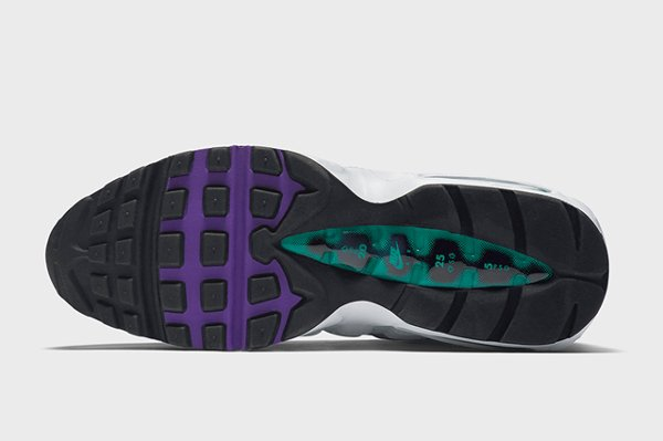Nike Air Max 95 Court Purple Emerald Green 2015 (8)