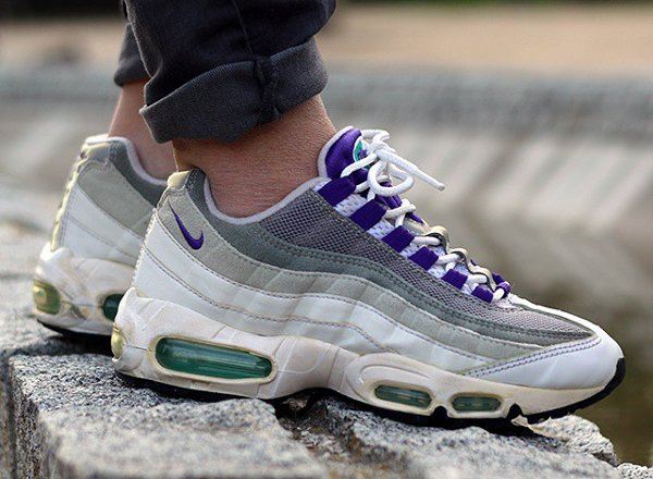 Nike Air Max 95 Grape - Eloswoosh