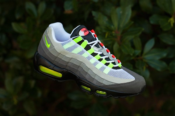 Nike Air Max 95 OG Black Volt-Safety Orange QS (8)