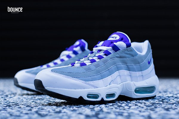 Nike Air Max 95 OG Grape 2015
