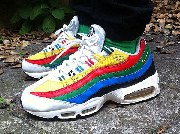 Nike Air Max 95 Olympic - Roy Sands